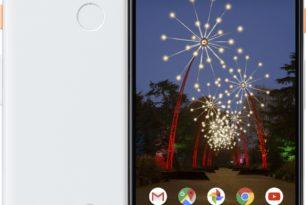 Google Pixel 3a zeigt sich auf erstem Pressebild