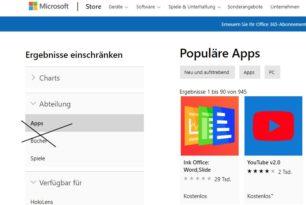 Microsoft Store: Bücher machen dicht – Zugriff bis Anfang Juli