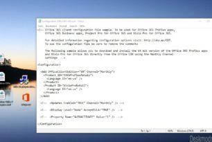 Office Deployment Tool (ODT) in neuer Version für Office Click to run