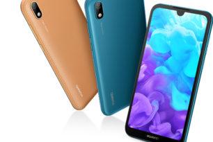 Huawei Y5 2019 offiziell vorgestellt