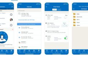 MyFRITZ!App für iOS in Version 2 erschienen