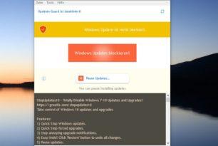 StopUpdates10 2.5.55 Updates lange pausieren und Defender Signaturen trotzdem laden