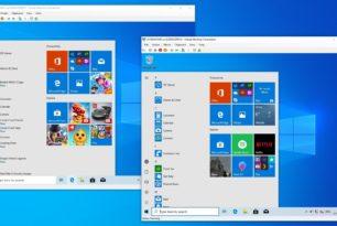 Windows 10 1903 lokal installieren hat seine Vorteile