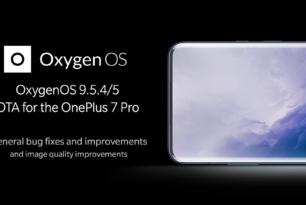 OnePlus 7 Pro erhält OxygenOS 9.5.5
