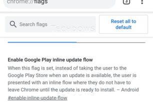 Android: Google Chrome lässt sich nun direkt im Browser aktualisieren