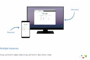 Android Q mit nativer Unterstützung für einen Desktop-Modus