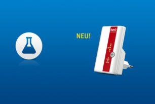 FRITZ!Repeater 310 mit Fritz!OS 7.08-68057 und 7.08-68058 Labor Update – FRITZ!Box 7362 SL bekommt FRITZ!OS 7.10