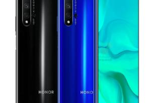 Honor 20: 1 Million Geräte in 14 Tagen (in China) verkauft Honor 20 Pro startet morgen
