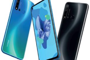Huawei P20 Lite 2019: Neue Bilder & Details zur Ausstattung