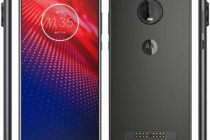Motorola Moto Z4: So soll es aussehen