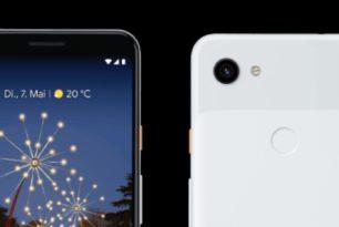Google Pixel 3a (XL): Neue Bilder, Datenblatt & Promo-Material landen vorab im Netz