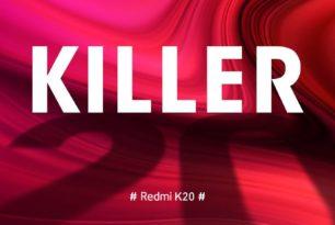 K20 – Der Name des neuen Redmi Flaggschiffs