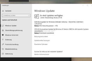KB4495667 Windows 10 1809 17763.475 (Manueller Download)