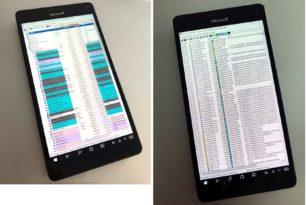 Lumia 950 XL mit Windows 10 ARM (18890) flashen