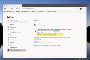Beta vom Microsoft Edge (Chromium) steht zum Download bereit