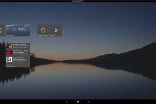 MobileShell auf dem Desktop unter Windows 10 ausführen und testen