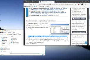 Registry Key Jumper 1.3 Registrylinks markieren und direkt aufrufen