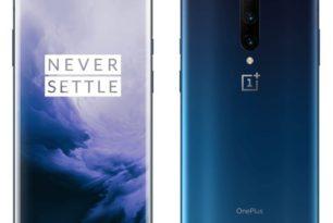 OnePlus 7 Pro zeigt sich auf ersten Pressebildern