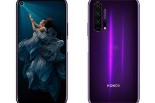 Honor 20 Pro: Neue Bilder landen im Netz