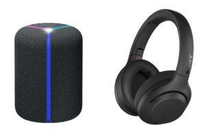 Sony: Neuer portabler Lautsprecher & kabelloser Kopfhörer vorgestellt