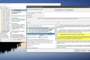 Automatische Updates konfigurieren mit einer neuen Einstellung in den Gruppenrichtlinien ab Windows 10 20H1