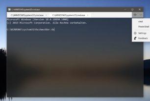 Windows Terminal als Preview testen – Download steht zur Verfügung
