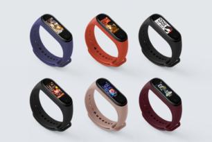 Xiaomi Mi Band 4: Neuer Fitnesstracker mit Farbdisplay offiziell vorgestellt [Update]