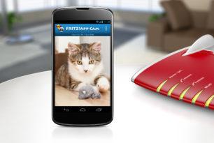 Nachtrag: AVM stellt FRITZ!App Media & FRITZ!App Cam ein