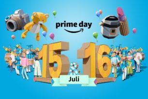 Amazon Prime Day am 15. & 16.Juli angekündigt
