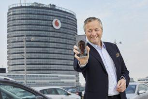 Erster 5G-Videocall im Vodafone-Netz erfolgreich