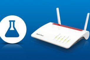 FRITZ!Box 6890 LTE bekommt FRITZ!OS 7.08-69774
