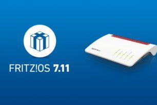 FRITZ!Box 7590 mit FRITZ!OS 7.11 steht zum Download bereit