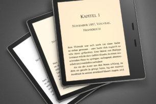 Amazon Kindle: eBook-Reader erhalten mit kommendem Update eine neue Benutzeroberfläche