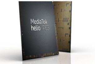 MediaTek Helio P65 offiziell vorgestellt