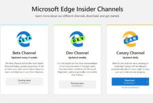 Microsoft Edge (Chromium) nun auch offiziell für Windows 7 und Windows 8.1