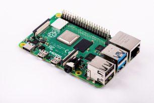 Raspberry Pi 4B mit vielen neuen Highlights