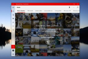 Windows Apps öffnen Spam Webseiten (Spiele, Gewinne, Virenmeldungen)