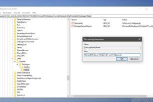 Microsoft beginnt mit der Trennung Betriebssystem und Shell ab der Windows 10 18917