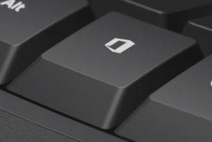Tastatur mit Office Taste geplant?