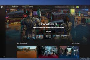 Neue Xbox App (Beta) kann ausprobiert werden – Xbox Game Pass PC-Spiele und Ultimate derzeit für 1 Euro