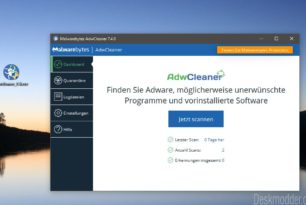 AdwCleaner 7.4 erschienen