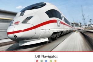 DB Navigator fürs iPad wird eingestellt