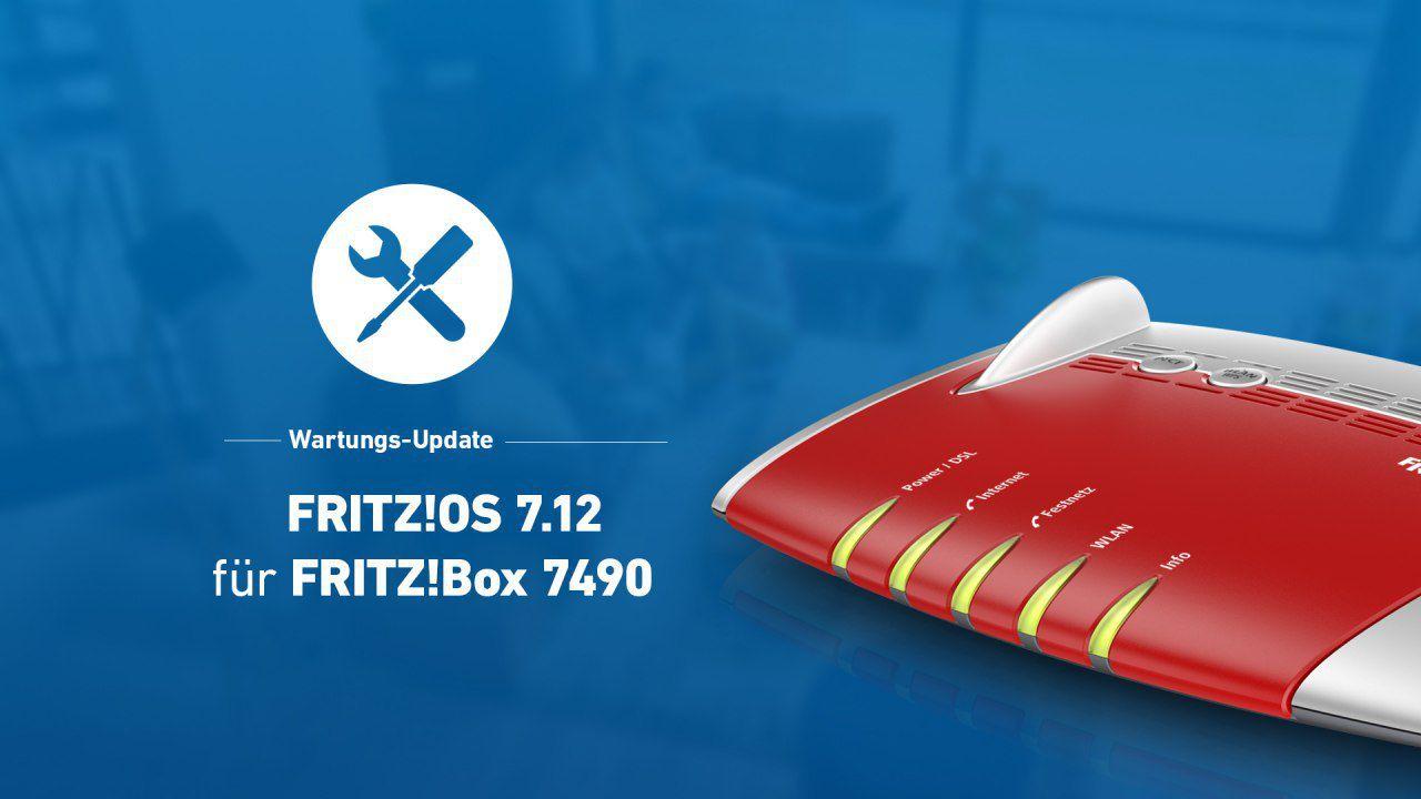 Fritzbox 7490 Fritz Os 7