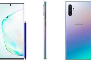 Samsung Galaxy Note 10: Vermeintliche Preise landen im Netz