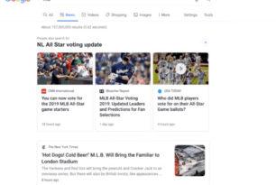 Google News: Neues Layout kommt