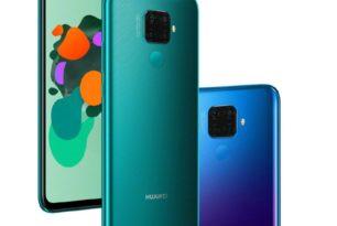 Huawei Nova 5i Pro offiziell vorgestellt
