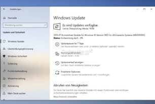 KB4505903 Windows 10 1903 18362.266 (Manueller Download) 23.07.