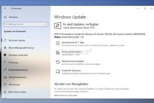 KB4505903 Windows 10 1903 18362.267 (Manueller Download) 26.07. Jetzt offiziell für alle