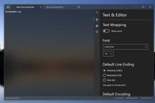 Notepads – Eine Editor App mit Fluent-Design im Microsoft Store [Update]