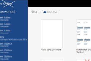 Office – Die neue Bezeichnung für Office Online